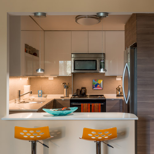 Condo Kitchen Remodel Interior: Toronto Interior Designer, Homes Renovation